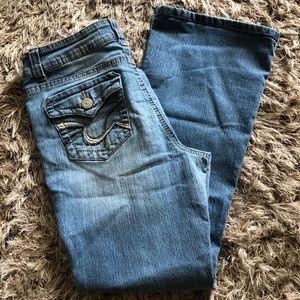 Woman's Lei jeans